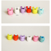 Claw Hair Clips Cats & Rabbit