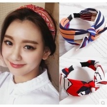 Colorful Fabric Ribbon Hairband