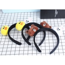 Cute Little Bear/Chicken/Rabbit Plush Hair Band 1PC